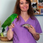 Veterinarian Gina